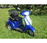 Velox Tricikli kék színben 48V 20Ah