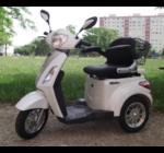 Velox Tricikli fehér színben 48V 20Ah